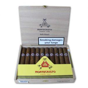 Montecristo Double Edmundo (Box of 10)