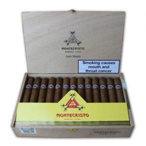 Montecristo Double Edmundo (Box of 25)