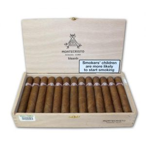 Montecristo Edmundo (Box of 25)