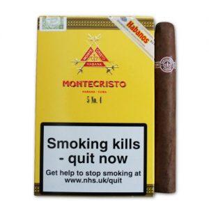 Montecristo No. 4 (Pack of 5)