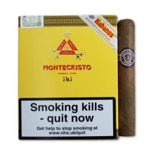 Montecristo No. 5 (Pack of 5)