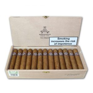Montecristo Petit Edmundo (Box of 25)