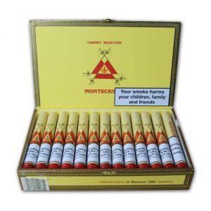 Montecristo Tubos (Box of 25)