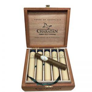Charatan Petit Corona Tubed Cigar - Box of 10's