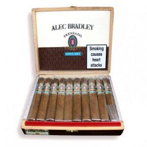 Alec Bradley Prensado Lost Art Torpedo Cigar -Box of 20's