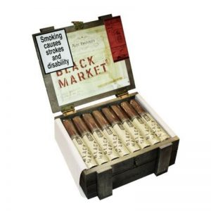 Alec Bradley - Black Market - Robusto Cigar - Box of 22's