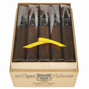 CLE Asylum 13 Robusto Cigar - Box of 20's