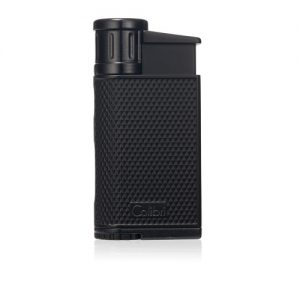 Colibri Evo Single-jet Flame Lighter - Black