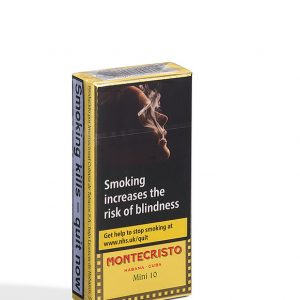 Montecristo Mini Cigarillos - Pack of 10
