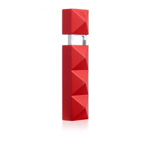 Colibri Quasar Punch Cigar Cutter (Red)