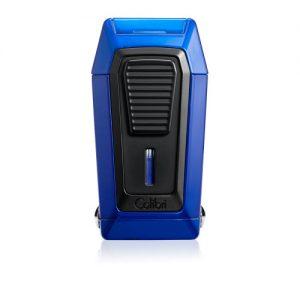 Colibri Quantum Triple Flame Lighter (Blue)