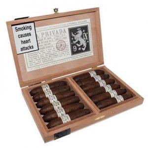 Drew Estate Liga Privada No. 9 Flying Pig Cigar - Box of 12's