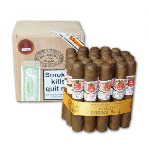 Hoyo de Monterrey Epicure No. 2 Cigar - Box of 25's