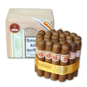 Hoyo de Monterrey Petit Robusto Cigar - Box of 25's