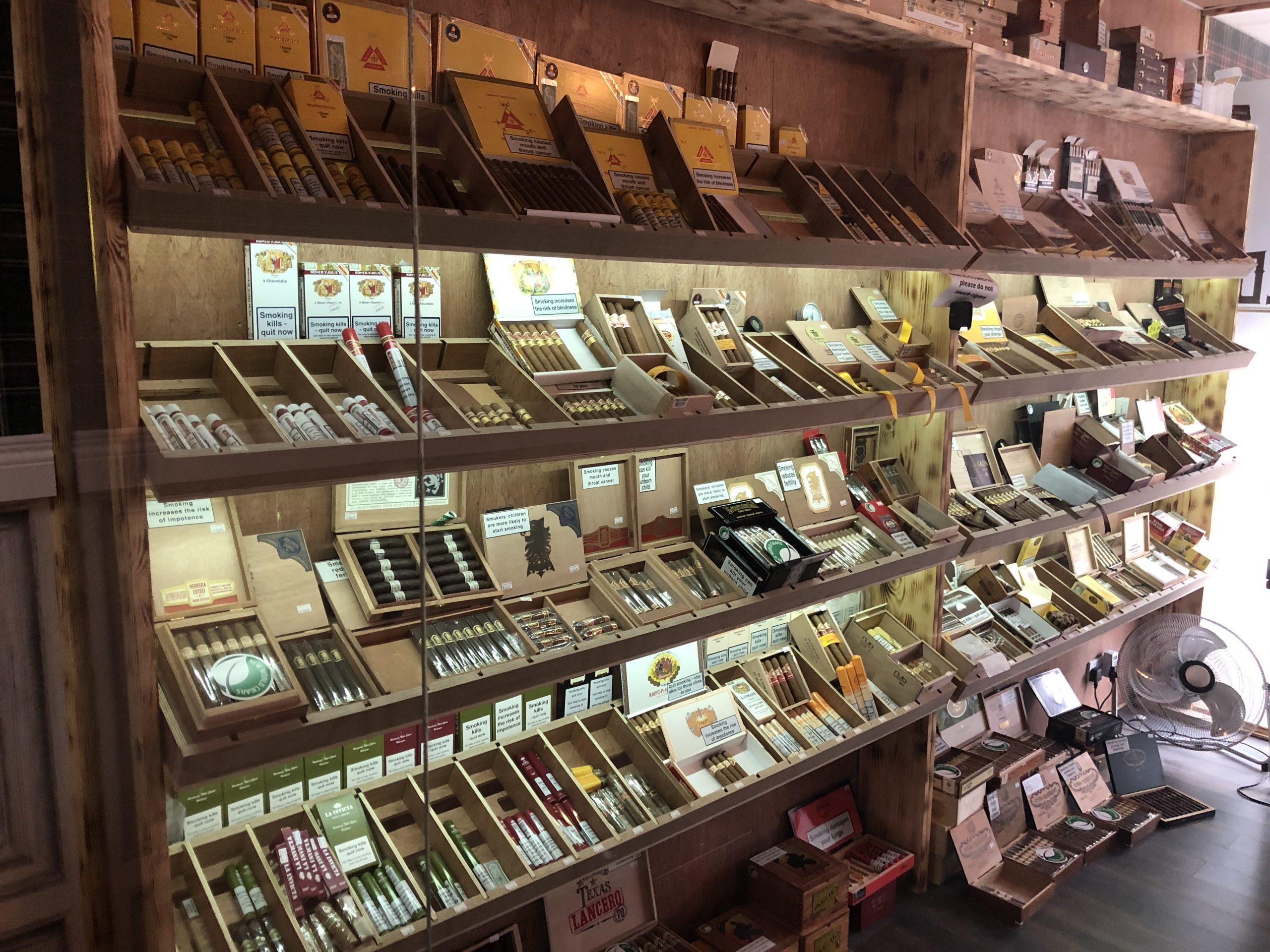 Cigar World, Belfast