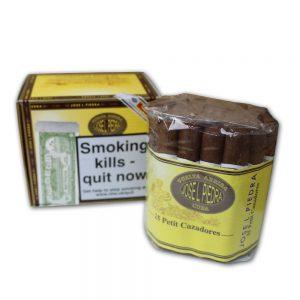 Jose L Piedra Petit Cazadores Cigar - Pack of 25's
