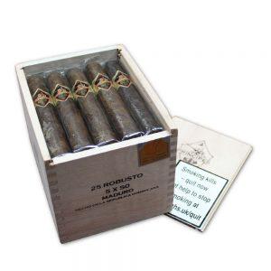 Principes Robusto Maduro Cigar - Box of 25's