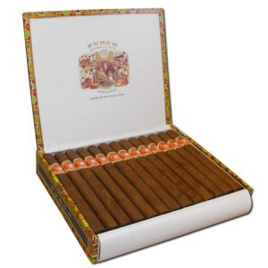 Punch Double Coronas (Box of 25)