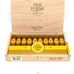 Quai d'Orsay No. 50 Cigar - Box of 10's