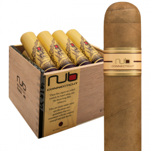 NUB Connecticut 460 Tubed Cigar - Box of 12's