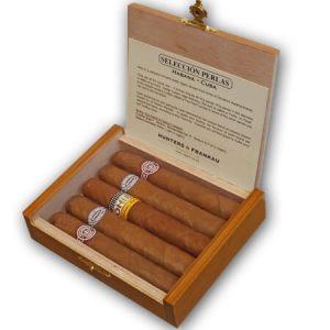 EMS Seleccion Perla Gift Box - 5 Tres Petit Corona Cigars