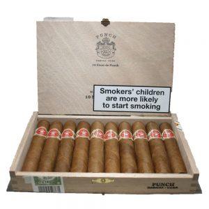 Punch Short de Punch Cigar -Box of 10's
