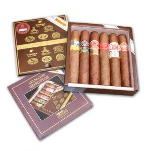 EMS Seleccion Robusto Gift Box - 6 Robusto Cigars