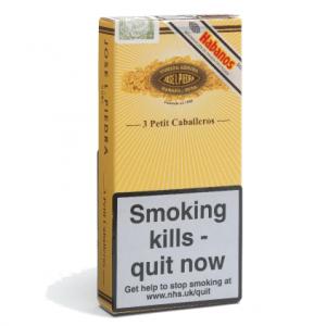 Jose L Piedra Petit Caballeros Cigar - Pack of 3
