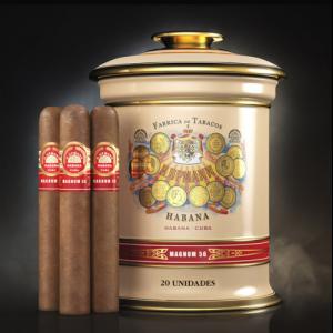 H. Upmann Magnum 56 Cigar - Ceramic Jar of 20