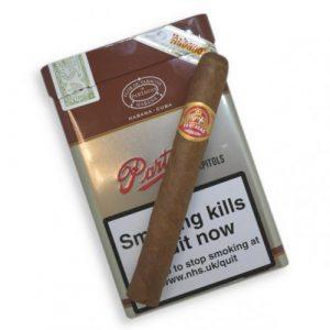 Partagas Capitols Cigar - Tin of 5
