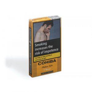 Cohiba Shorts Limited Edition Cigars - Pack of 5
