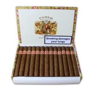 Punch Double Coronas Cigar - Box of 25