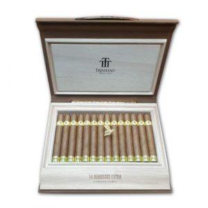 Trinidad Robusto Extra Travel Humidor - 14 Cigars