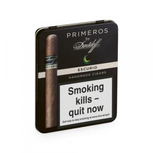Davidoff Primeros Escurio Cigar - Tin of 6