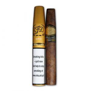 La Flor Dominicana - Oro Chisel Tubos Cigar - 1 Single