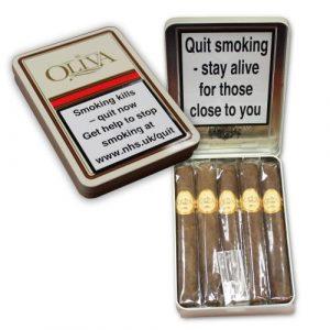 Oliva Serie G Cameroon Cigar - Tin of 5