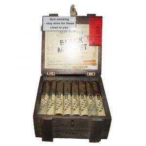 Alec Bradley Black Market Toro Cigar - Box of 22