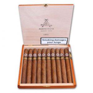 Montecristo Dantes Cigar (Limited Edition 2016) - Box of 10